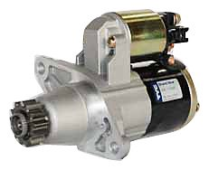 TYC 1-17825 Toyota Camry Replacement Starter from TYC