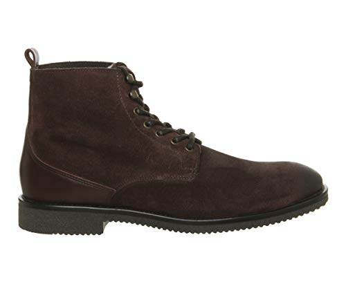 Lace Suede Imbrue Boots Office Chocolate Zwg5ITqT7
