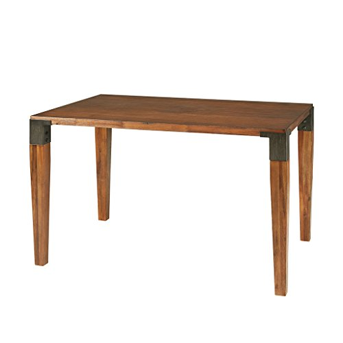 - Ink+Ivy Frazier Dining Table Brown See Below