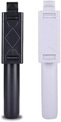 Black Uberfone KO7 Bluetooth 3 in 1 Selfie Stick//Tripod//Phone Holder