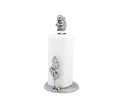 Arthur Court Squirrel Paper Kitchen Towel Holder 15