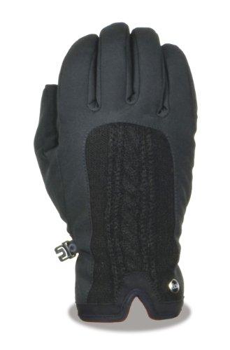 À Écran Compatibles Gants 180s Femme Tactile Toast Noir Poste Pour 67gpBwZq