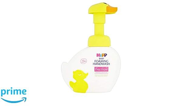 Hipp Foaming Duck Handwash 250ml, Pack of 1: Amazon.es: Salud y cuidado personal