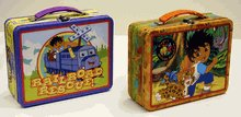 Go Diego Go Metal Lunch Box / Tote