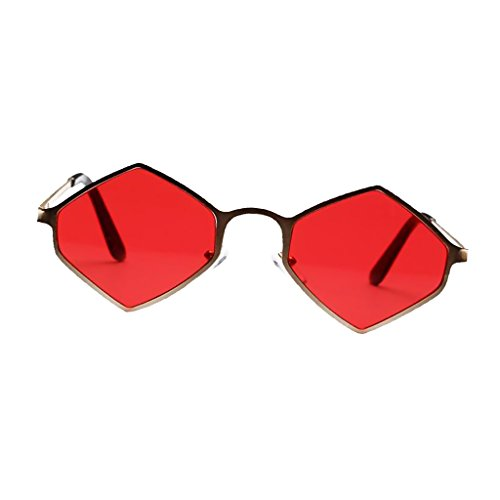 de de Magideal Duradero de Gafas Chicas de Mujer Moda Accesorios 3 Estilo Chico 6 Estilo Sol Moda xqzXgrq