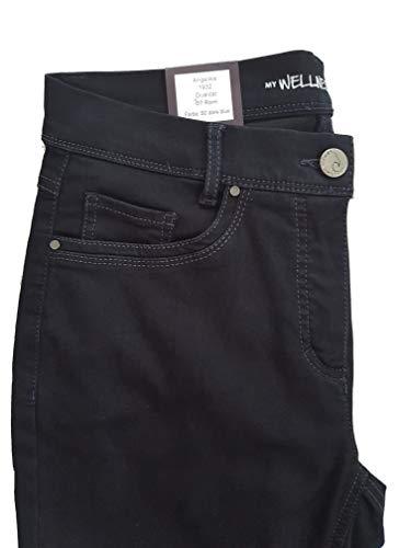 50 Blue Anna Montana Basic Jeans Dark Donna xXxwvqOYZ