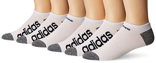 Adidas Socks Men's Superlite 6 Pack No Show Socks