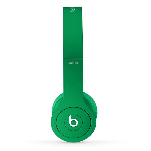 Beats Solo HD On-Ear Headphone (Discontinued by Manufacturer - Green)