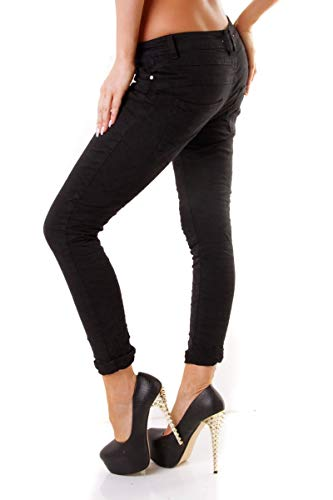 Fashion OSAB Femme Jeans Noir OSAB Fashion 0qxEqg