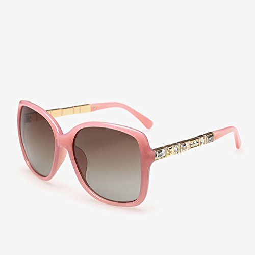 nuevas mujer de de conducción espejo polarizadas sol marco de de Gafas CJ de gran clásico 03 sol 04 gafas SqYYwv