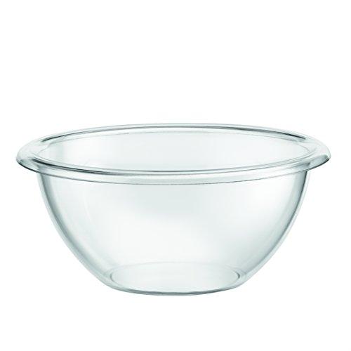 Bodum Bowls - Bodum Bistro Salad Bowl, Plastic - 16 cm, Transparent