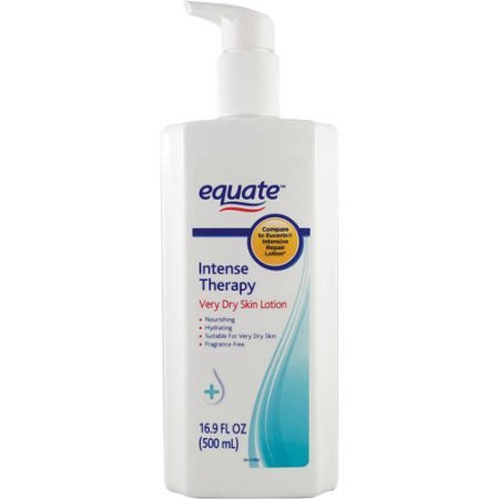 Equate Intense Therapy Dry Skin Lotion, 16.9 Oz