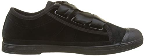 Black Basic Nero 02 Sneaker velvet Temps Velvet Donna Black Lace Cerises Des Le CtxvnwqHx