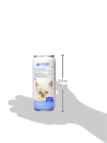 020279995098 - PetAG KMR Liquid Replacer for Kittens & Cats, 11oz Can carousel main 4