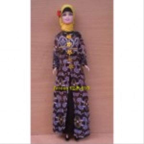 Muslim Doll Clothes With Hijab Girl's Eid Gift