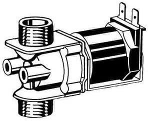 Schell - La válvula de solenoide y la bobina totalmente, 24 v / 50 hz