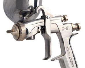 Iwata W101 (1.3mm W-101-134G) Side Gravity Feed Spray Gun