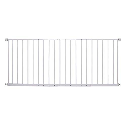 FENCEQ Baby Security Grilles Internal Window Child Safety Window Guards Steel Baluster Bars 75cm Height Stair (Color : White, Size : 3 - Bar Baluster