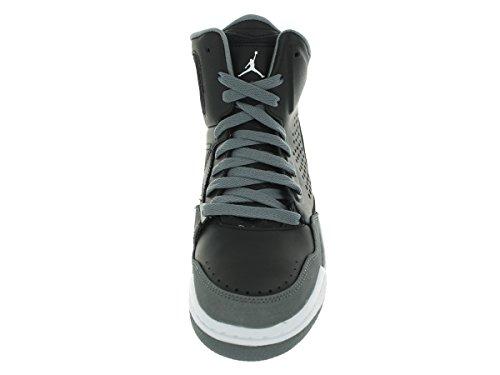 Para Bg De Jordan Y Spizike Negro Nike Niños Deporte Zapatillas pUZg11