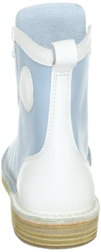 Adults' Blau Sporty Blue high Bowling Vintage White Blue Baby top Boot sneakers Unisex Hasbeens Swedish and q1PYXX