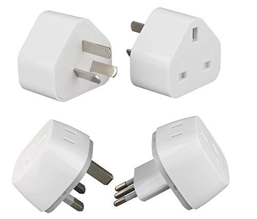 A Variety of Overseas Travel converters British Standard European Standard GB with one to Three Multi-Plug Adapter Plug…