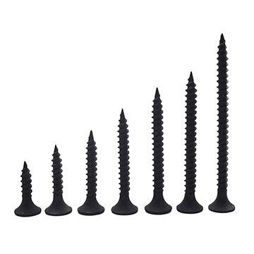 BITCORP DIY Hardware Premium Quality Drywall Screws for Fixing Wood,Gypsum  Board, Plywood, Fall Ceiling,Plaster Board, Etc fine Threaded (Pack of 150)