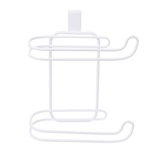Techinal Bathroom Over Tank Toilet Paper Roll Holder - Double Roll Tissue Paper Storage by Techinal (Image #9)