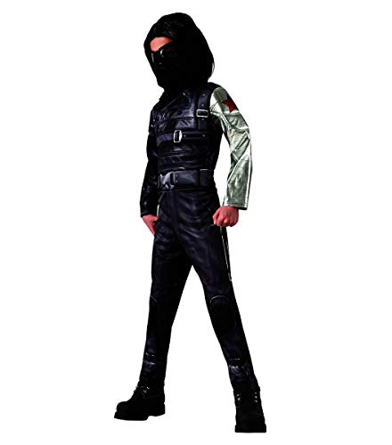Rubies Captain America: The Winter Soldier Deluxe Costume, Child Medium