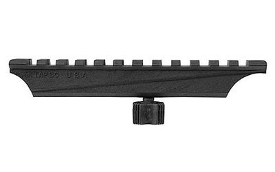 Mount Black Fixed - Tapco Intrafuse AR Carry Handle Mount, Black