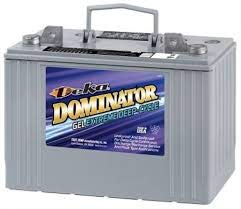 Deka Dominator Battery (Gel) 8G30H