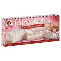 Little Debbie Fancy Cakes, 4 Boxes of 10