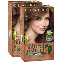 Clairol Natural Instincts, 012, Toasted Almond, Light Golden Brown, 2 pk Sold By HERO24HOUR Thank - Toasted Almond Light