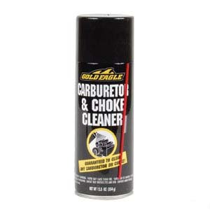Gold Eagle Carburetor & Choke Cleaner 12.5 oz Part No: A-B1SB9096 4121K ()