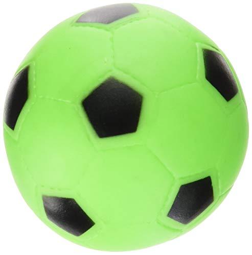 (GJKKYJ Ethical Vinyl Soccer Ball Dog Toy, 3-Inch)