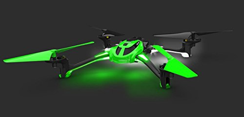 Traxxas Alias: Quad Rotor Helicopter, Green