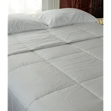 Cooling Blanket / Comforter (Queen) By Feel Cooler® - 30 Day Return Guarantee.