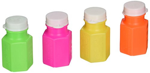 Bubbles - 0.6 oz size - 24 per unit colors vary -