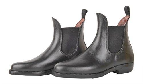 HKM - Botas de equitación para mujer - negro