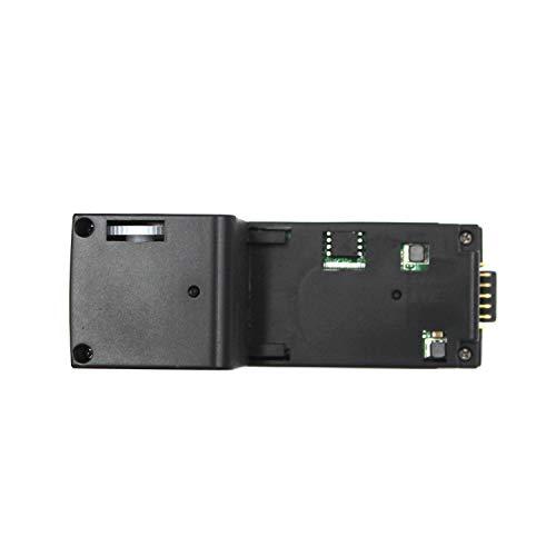 Matte Black OUYAWEI Magnetic Door Stop Stainless Steel Door Stopper Thicken Door Holder Doorstop with Adhesive Tape