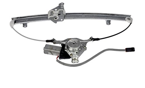 Front Passenger Power Window Regulator with Motor NEW Replacement for Truck Pickup Pathfinder ()