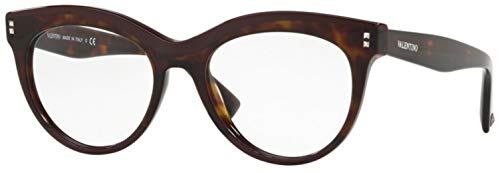 Valentino VA 3022 Dark Havana 52/18/140 Women Eyewear ()
