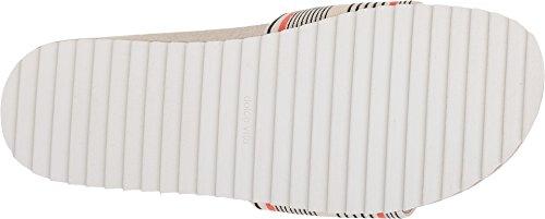 Dolce Vita Sandales De Sonia Sandale Corail Stripe Élastique