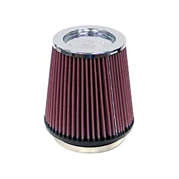 K/&N RF-1045DR Red Round Tapered DryCharger Air Filter Wrap