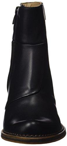 Neosens S843 Restored Skin Ebony/Rococo, Stivaletti Donna Nero (Ebony)