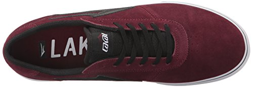 Lakai Men's Manchester Skateboarding Shoe Port Suede the cheapest for sale discount shop offer for sale for sale cheap real original 0QFjYnc