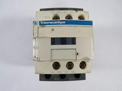 Telemecanique LC1D09 Contactor