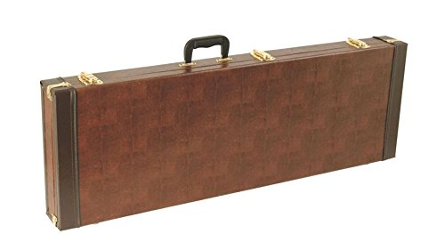On Stage GCE6000S Electric Guitar Case, Snakeskin by OnStage