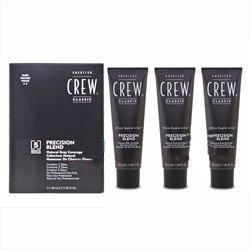 Blend American Crew précision Réinventer Couleur des cheveux pour les hommes Kit, foncé (2-3)