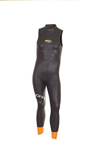 Blueseventy Men's Sprint Sleeveless Wetsuit (Black, X Small)