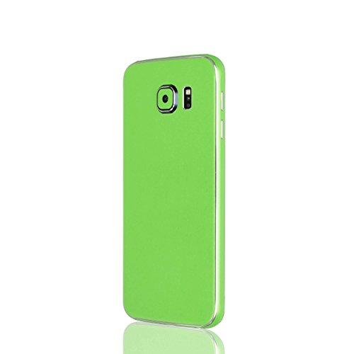AppSkins Rückseite/Seitenteile Samsung Galaxy S6 Color Edition green